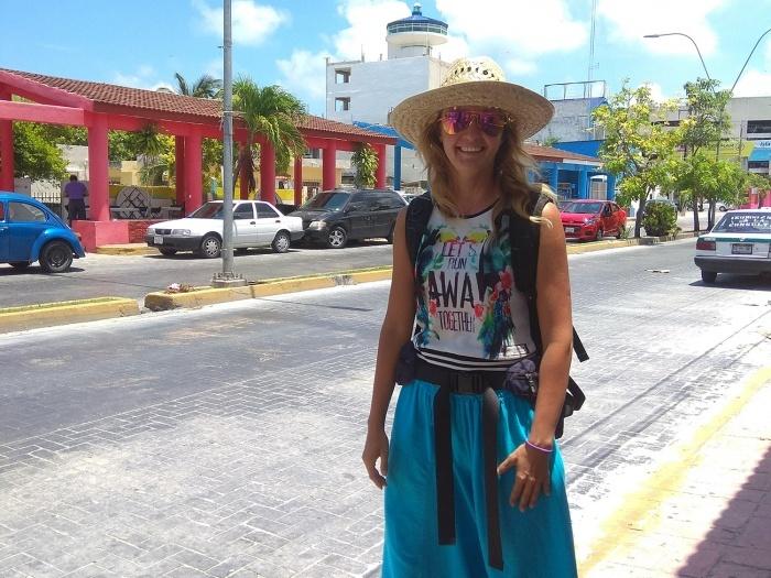 По Мексике девушки путешествовали больше 4 месяцев