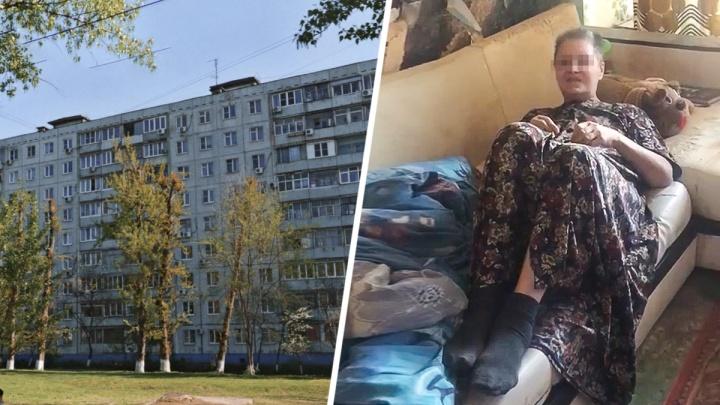 «Кричит, кидает вещи из окна»: ростовчанка изводит соседей, но им никто не может помочь