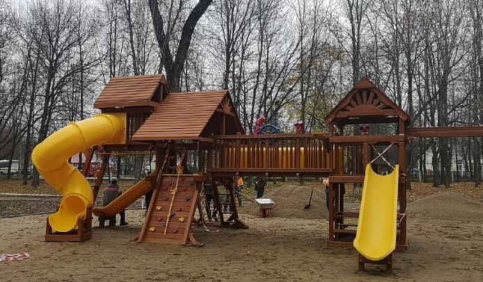 Архитектор предложил сделать вокруг Юбилейного парка в Ярославле живую изгородь