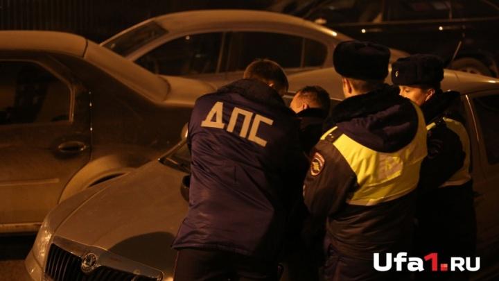 За сутки в Башкирии поймали 88 пьяных водителей