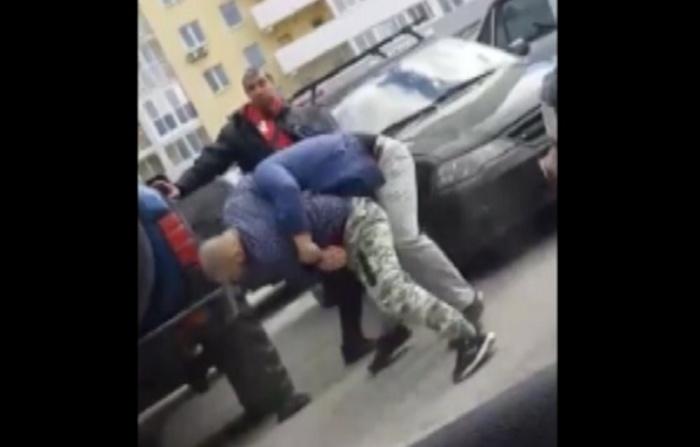Таксист использовал боевые приемы