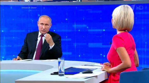 Пенсионерка из Каскары дозвонилась до Путина с жалобой на отсутствие водопровода. Реакция президента
