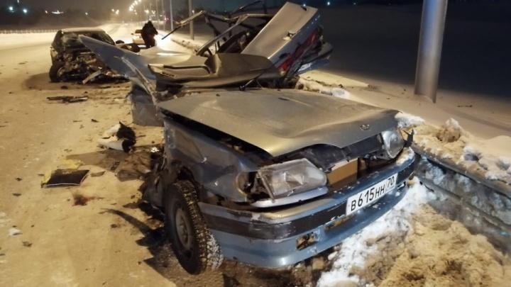 Машину разорвало: в страшной аварии на Георгия Колонды погиб человек