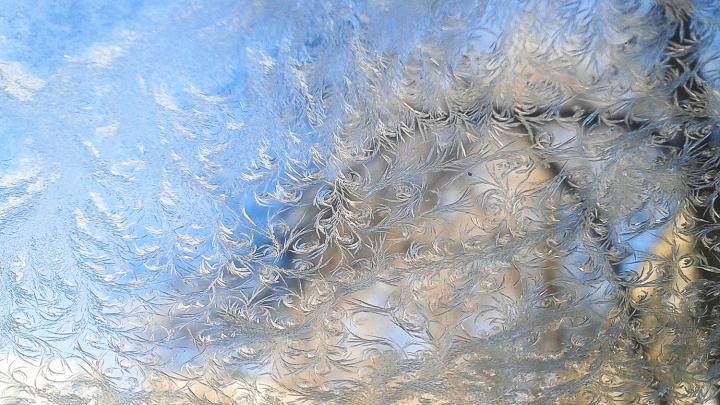 Дыхание зимы: в Самарской области похолодает до -18 градусов