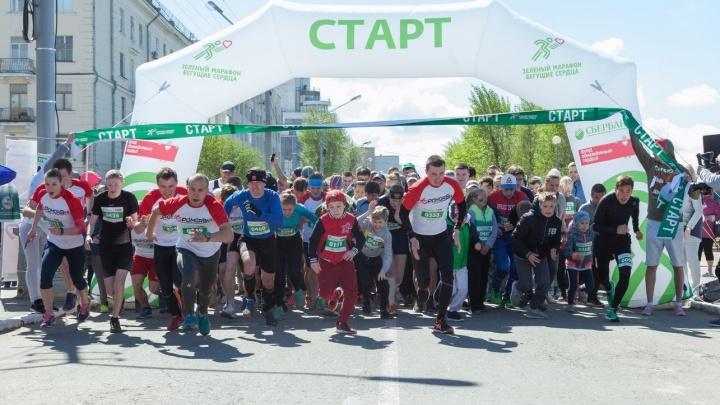 Участники «Зелёного Марафона» пробегут самый северный марафон