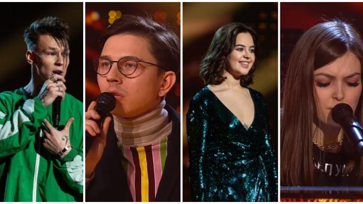 Четыре уральских исполнителя поборются за контракт с Black Star и Gazgolder на шоу «Песни»