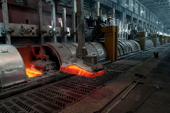 «РУСАЛ» уличили в недостаточной очистке выбросов в Красноярске