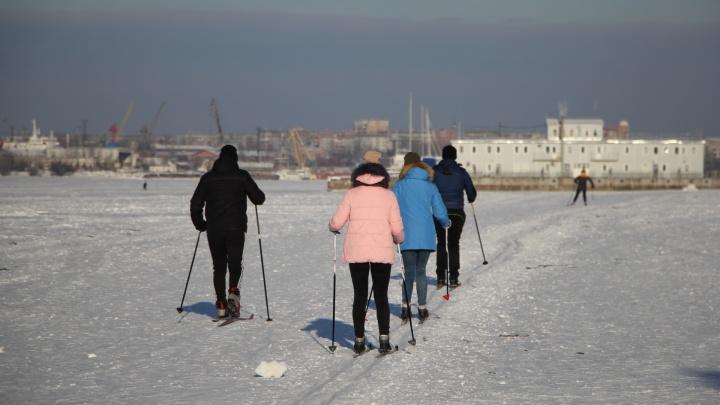 Чувствуем приближение весны: в Архангельской области до конца недели сохранится тепло