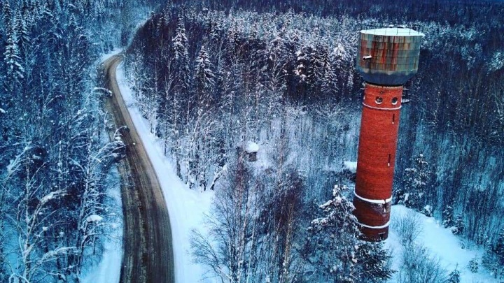 Из-за снегопадов на федеральных дорогах в Прикамье хотят ограничить движение большегрузов