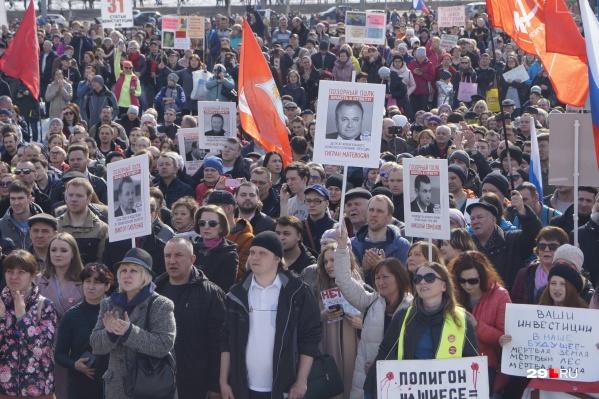 За месяц оштрафовано уже 35 человек на сумму 1 028 400 рублей