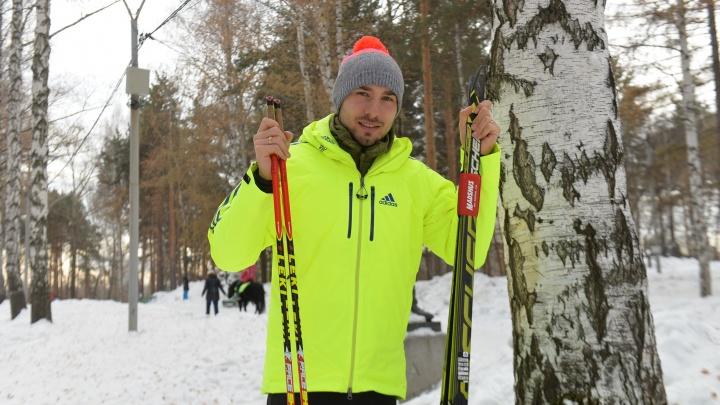 Антон Шипулин принёс россиянам первую в этом сезоне победу на Кубке мира по биатлону
