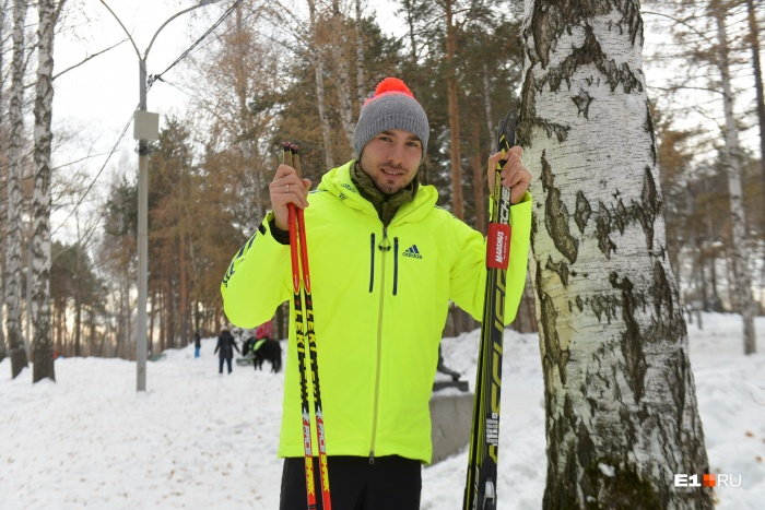 Шипулин опередил латвийца, который занял второе место, на 5,8 секунды