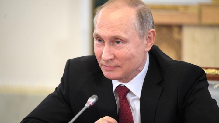 Путин объявил о своем участии в выборах президента России 2018 года