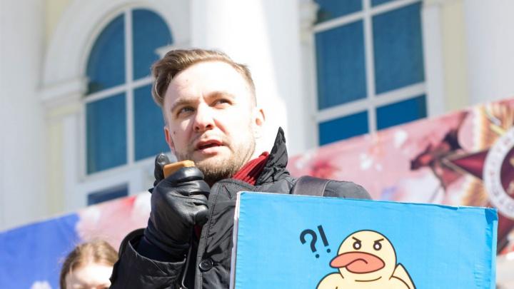 «Спокойно и философски относиться к обыскам»: в Тюмени ищут нового координатора штаба Навального