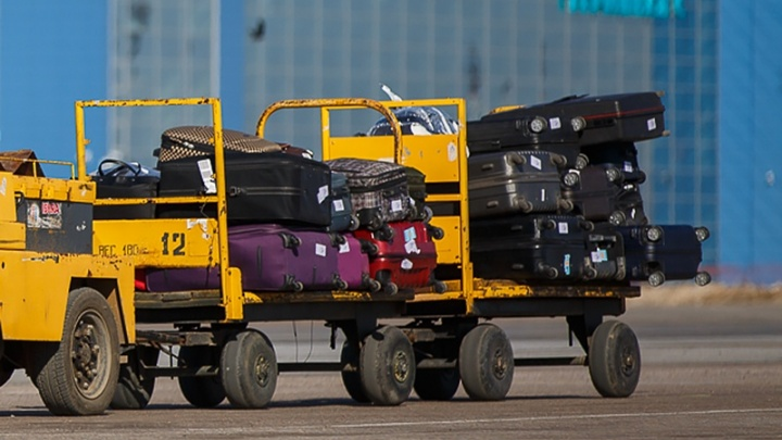В Волгограде назначен суд над грузчиками, кравшими вещи пассажиров в международном аэропорту