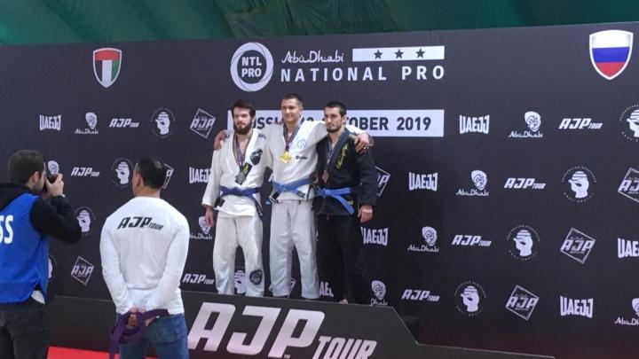 Пермяки привезли медали с чемпионата России по бразильскому джиу-джитсу