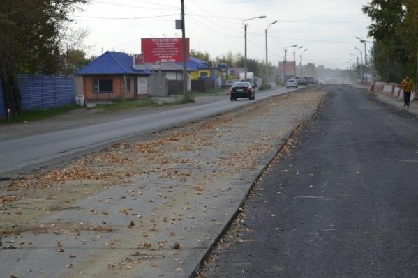 Дорогу открыли, но её качество водители не оценили
