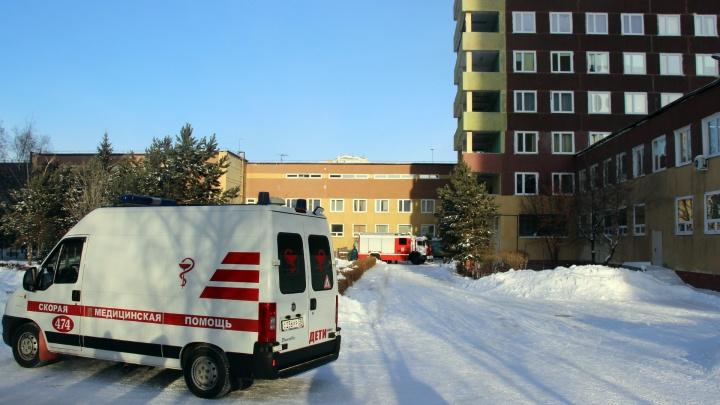 В омском Минздраве рассказали о пациенткеБСМП-1, которую по ошибке посчитали умершей