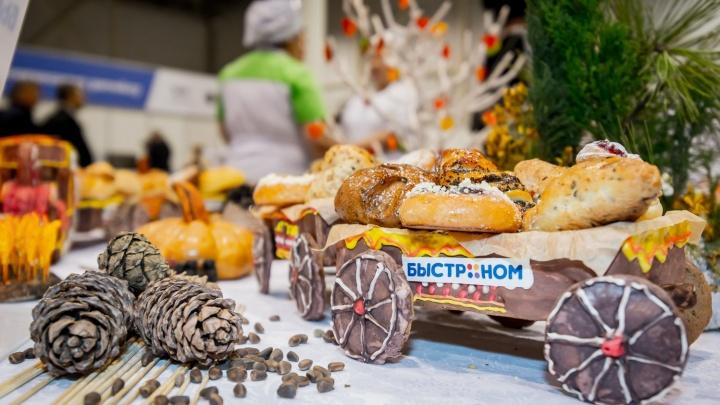Битва пекарей: как «Быстроном» медали завоевал