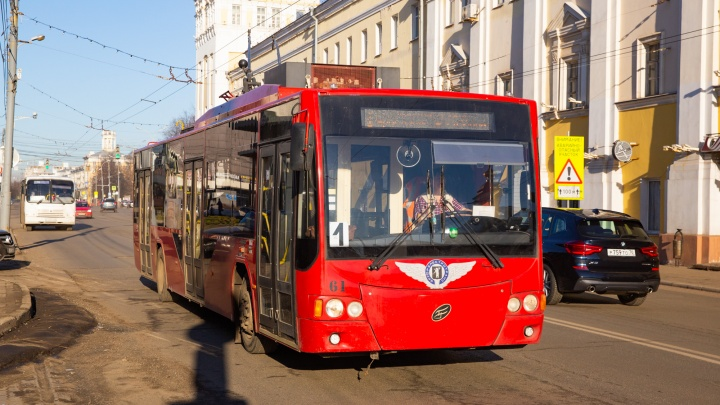 В мэрии заявили о повышении стоимости проезда в общественном транспорте Ярославля