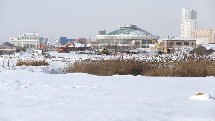 В Челябинске нашли подрядчика на капитальный ремонт цирка