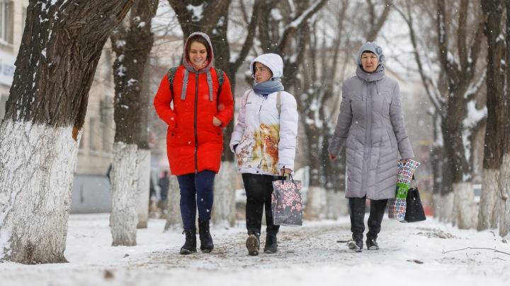 Тепло, туман и гололёд: волгоградцы при нуле отдохнут в субботу