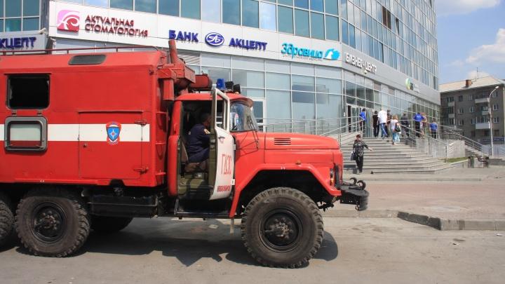 МЧС: в некоторых торговых центрах Новосибирска проверок не было несколько лет