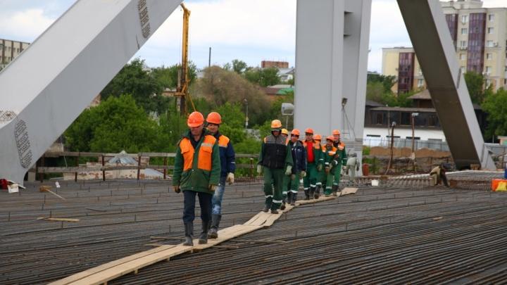 В Самаре готовятся обустроить троллейбусную ветку для Фрунзенского моста