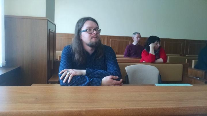 Суд оставил в силе штрафы архангельскому журналисту за освещение митинга