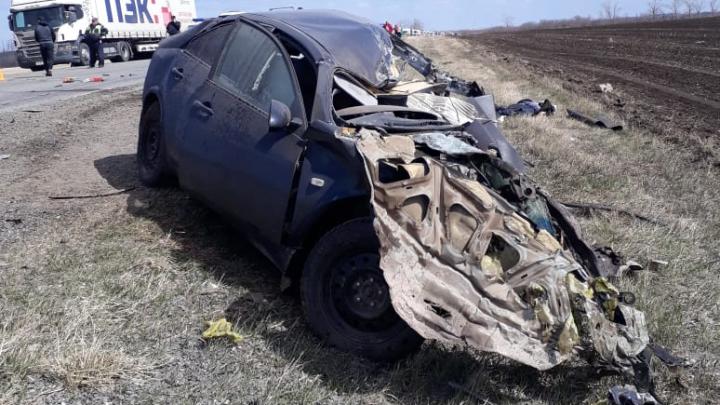 В Стерлитамаке лишенный прав водитель устроил ДТП