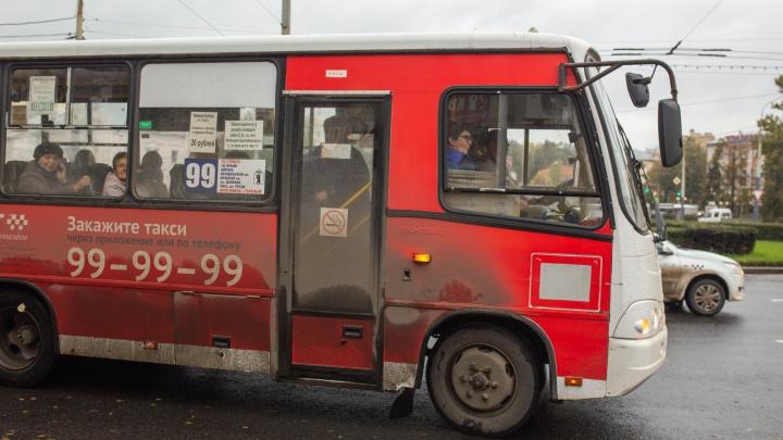 «Заткнут дыры»: вЯрославле часть маршруток заменят автобусами с билетами по 28 рублей