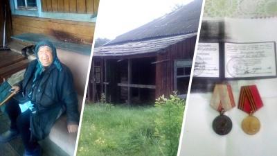 «Постоянно плачет»: 90-летнему ветерану из-за смены власти сорвали переезд из заброшенного посёлка