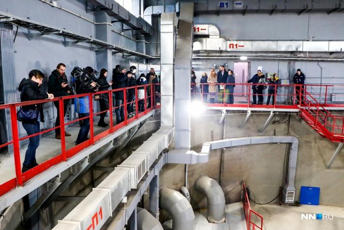 Инвестиции в реконструкцию составили 290 млн рублей
