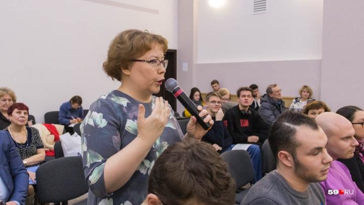 «Не надо дробить 14-й маршрут»: в Свердловском районе обсудили новую транспортную сеть