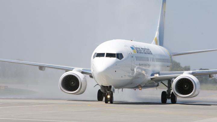В Иране разбился пассажирский самолет «Украинских авиалиний», летевший в Киев