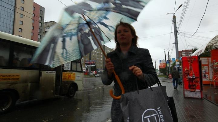 В выходные на Челябинскую область обрушится непогода
