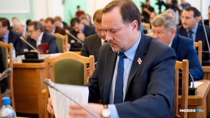 Депутат омского Горсовета скончался в реанимации