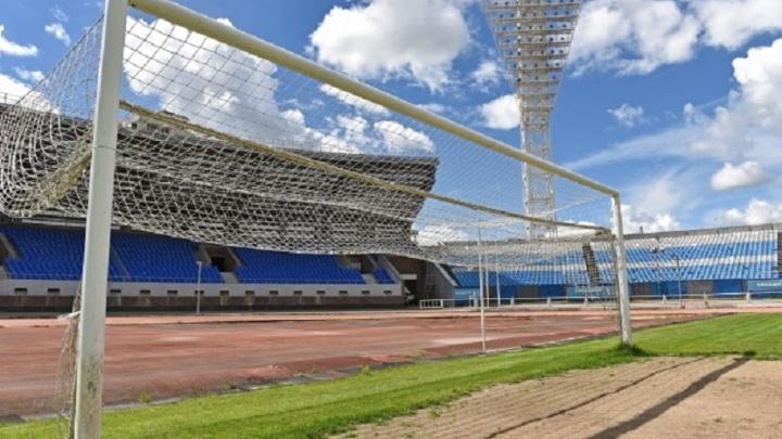 Футбольному полю стадиона «Шинник» в Ярославле устроят испытания