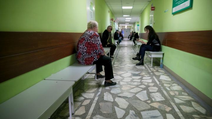 Врачи краевой больницы обнаружили у пожилой пациентки редкий рак слюнной железы и вылечили ее