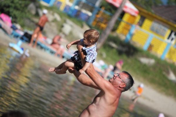 Для купания в Зауралье открыты только три пляжа