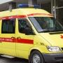 В Волгограде «семёрка» после столкновения с «Daewoo» вылетела на тротуар: двое пострадавших