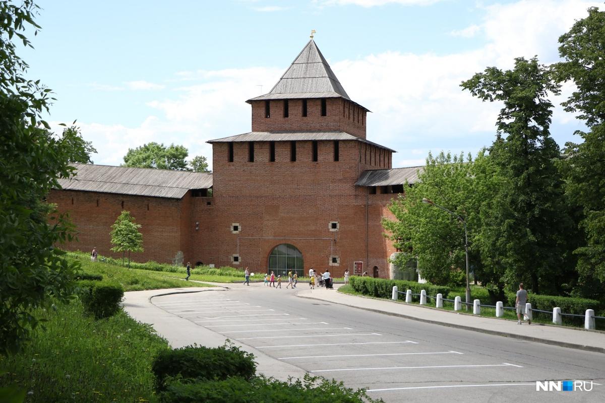 Кремль «заминировали»