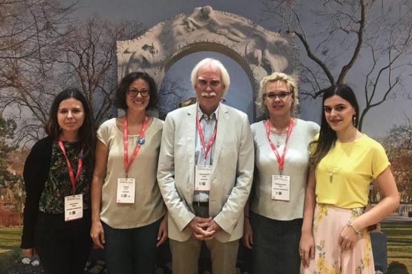 Команда красноярских учёных выступила на конгрессе по эпилептологии в Вене