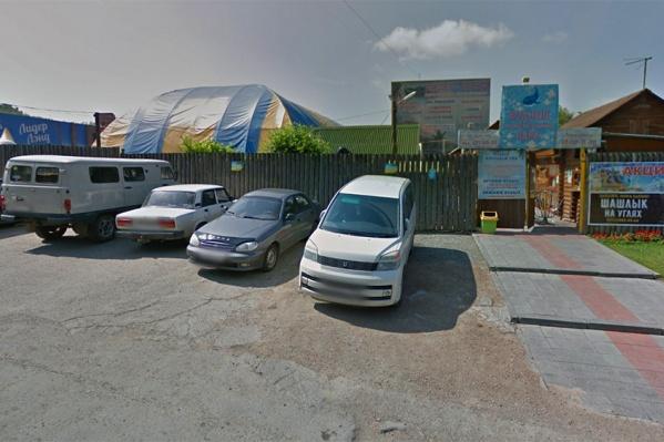 Происшествие случилось в аквапарке на улице Республиканской в Дзержинском районе города