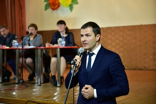 Владимир Волков приехал в Ярославскую область из столицы