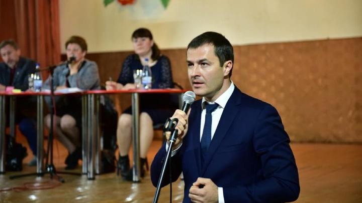 Владимир Волков покидает пост главы Переславля: на какую должность перейдёт приезжий чиновник