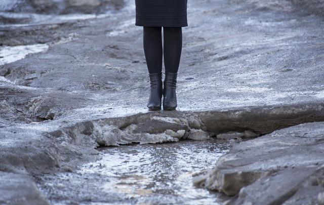 Не жалея сапога своего: Ufa1 проинспектировала уфимские тротуары