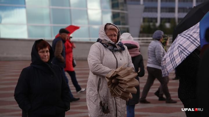 Ураганный ветер и снег с дождем: в Башкирии объявили штормовое предупреждение