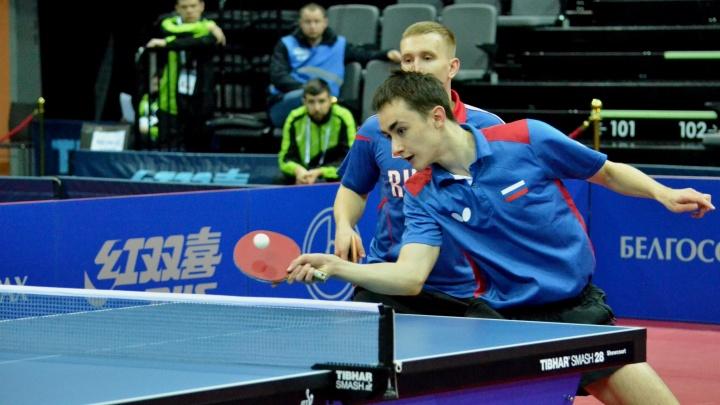 Екатеринбургские теннисисты завоевали бронзу на молодёжном первенстве Европы