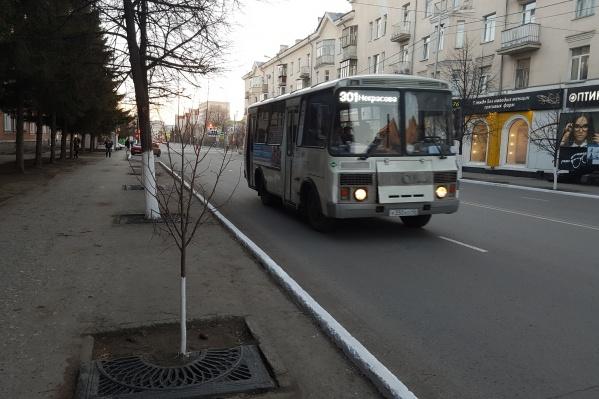 С субботы городские автобусы начнут ездить до дач